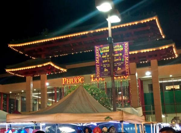 Little Saigon Night Market 2017
