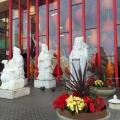 Asian Garden Statues
