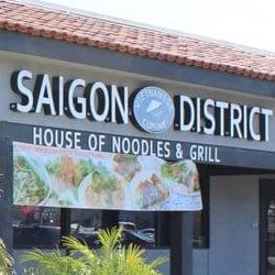Saigon District Restaurant
