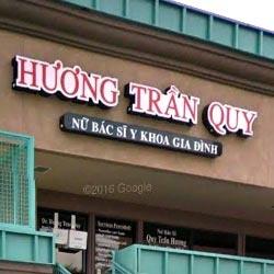 Huong Tran Quy, DO
