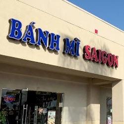 Saigon's Bakery / Banh Mi Saigon Little Saigon Vietnamese Garden Grove 92846