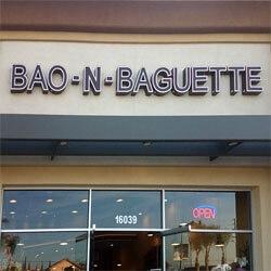 Bao N Baguette