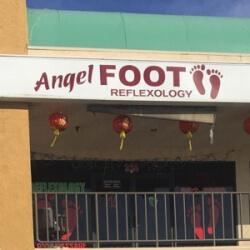 Angel Foot Massage