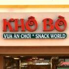 Kho Bo Snackworld