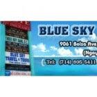 Blue Sky Travel Agency