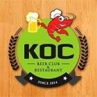 KOC  Crawfish Beer Club & Restaurant