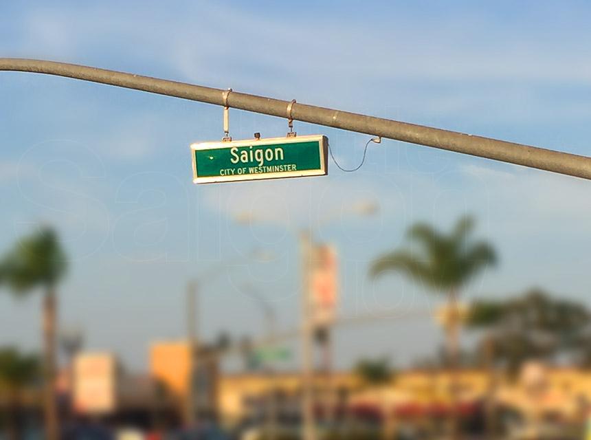 Saigon St And Bolsa Ave